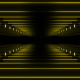 Yellow Tunnel Background Loop - VideoHive Item for Sale