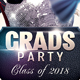 Prom / Graduation Party Flyer Template - GraphicRiver Item for Sale