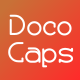 Doco Caps - GraphicRiver Item for Sale