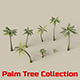 Game Ready Palm Tree Pack - 3DOcean Item for Sale