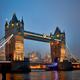 Night view of Tower Bridge - PhotoDune Item for Sale