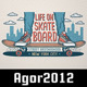 Skateboarding Print - GraphicRiver Item for Sale