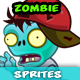 Zombie 2D Game Character Sprites 94 - GraphicRiver Item for Sale