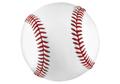 baseball isolated on white - PhotoDune Item for Sale