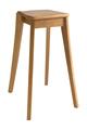 Wood stool isolated on white - PhotoDune Item for Sale