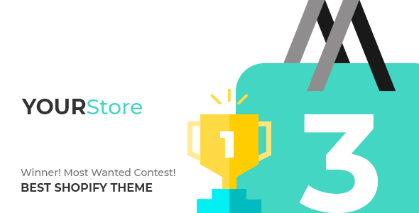 YourStore 3, fashion Shopify theme
