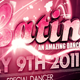 Latin Dance Flyer - GraphicRiver Item for Sale