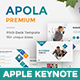 Apola Business Keynote Template - GraphicRiver Item for Sale