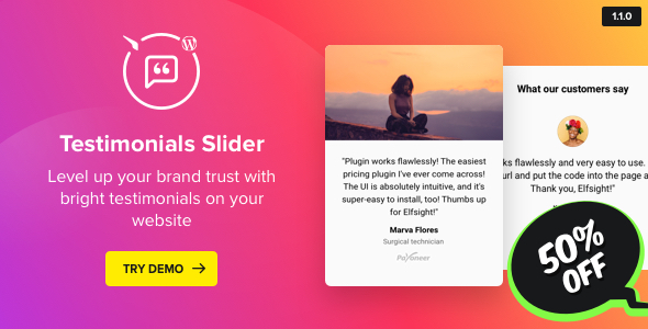 Testimonials Slider - WordPress Testimonials Plugin - CodeCanyon Item for Sale