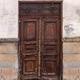 Closed wooden door - PhotoDune Item for Sale