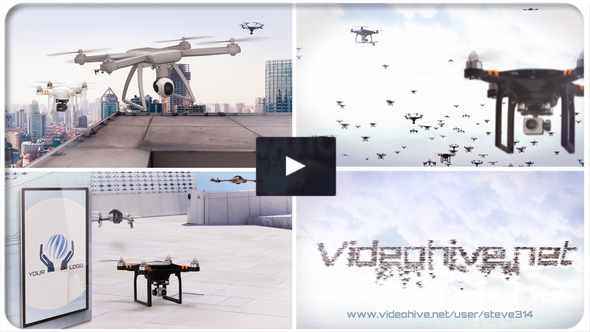 Drones Array Advert