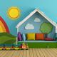 Colorful playroom - PhotoDune Item for Sale