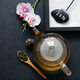 Green Tea in a Teapot  - PhotoDune Item for Sale