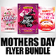 Mothers Day Flyer Bundle - GraphicRiver Item for Sale