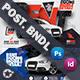 Rent A Car Bundle Postcard Templates - GraphicRiver Item for Sale