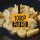 Baked Potato Slices - VideoHive Item for Sale