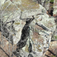 Aerial of Rock Boulders in Mountains - VideoHive Item for Sale