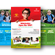 Kids School Flyer Bundle