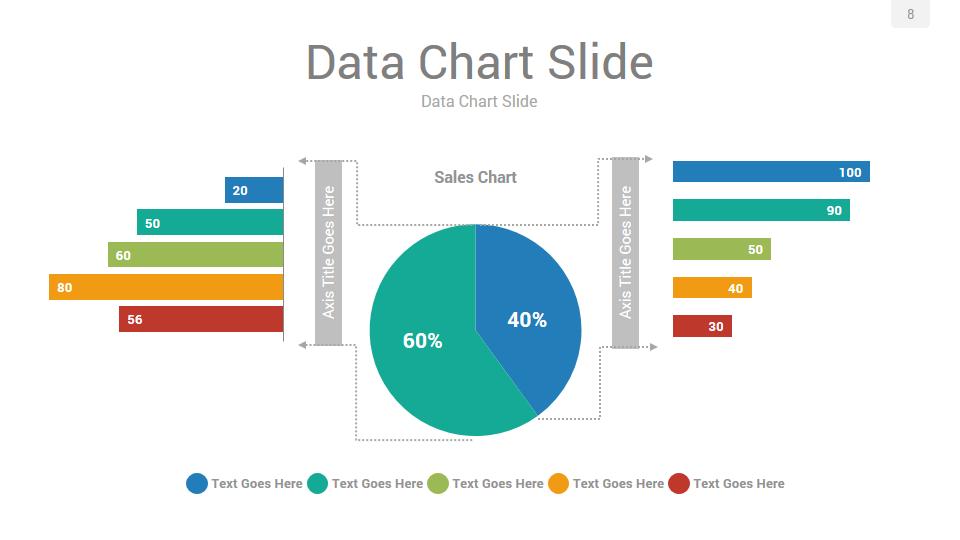 data charts powerpoint presentation template by rojdark graphicriver