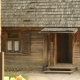 Country Log House in the Summer Day - VideoHive Item for Sale