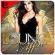 Lounge Party Flyer Template - GraphicRiver Item for Sale