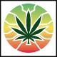 Marijuana Logo Template