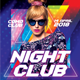 Dj Club Party Flyer - GraphicRiver Item for Sale