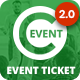 ConferPress - Multipurpose Event Tickets WordPress Theme - ThemeForest Item for Sale