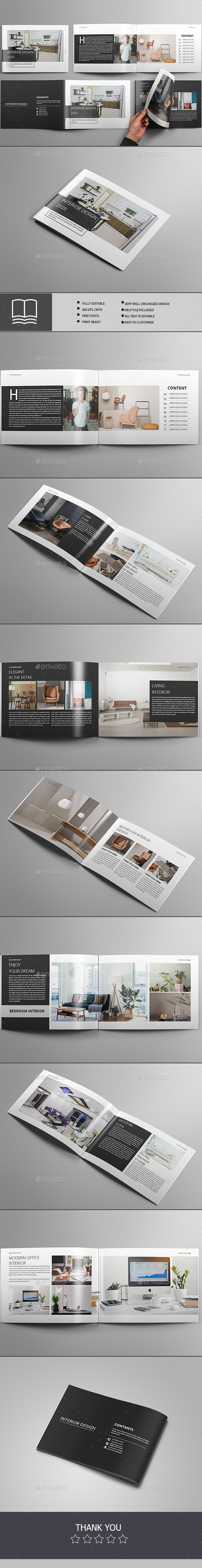 A5 Interior Design by PointDng GraphicRiver