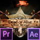 Epic Dead or Alive Logo - VideoHive Item for Sale