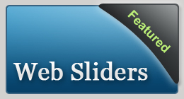 Great Collection of Web Sliders or Featured Blocks