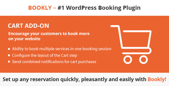Bookly Cart (Add-on) - CodeCanyon Item for Sale