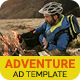 Tour & Travel | Adventure Camp Banner (TT005) - CodeCanyon Item for Sale