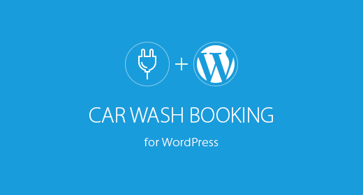 Themes with Car Wash Booking Integrated
