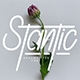Stantic Typeface - GraphicRiver Item for Sale