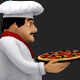 Food Pizza Delivery (2-Pack) - VideoHive Item for Sale