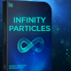 Inifnity Particles Background Pack - VideoHive Item for Sale