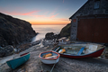 Boats at Church Cove - PhotoDune Item for Sale