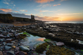 Keiss Castle at Caithness in Scotland - PhotoDune Item for Sale