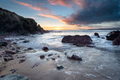 Stunning Beach Sunset - PhotoDune Item for Sale