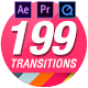 199 Transitions Pack - VideoHive Item for Sale
