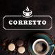 Corretto - A Modern Theme for Coffee Shops and Cafés