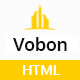Vobon | Construction And Business HTML5 Template