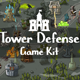 Fantasy Tower Defense Game Kit - GraphicRiver Item for Sale