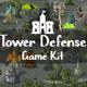 Fantasy Tower Defense Game Kit