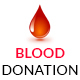 Blood Donation - Activism & Campaign HTML5 Template - ThemeForest Item for Sale