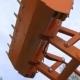 Lowering of Excavator's Bucket - VideoHive Item for Sale