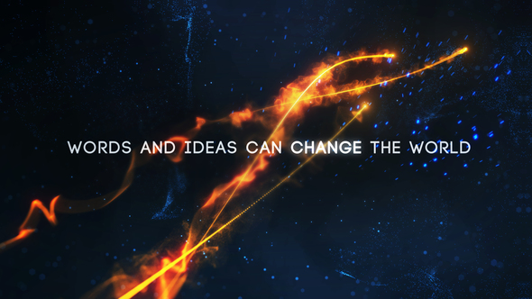 Elegant Particles Opener (Light) #Envato #Videohive – After Effects