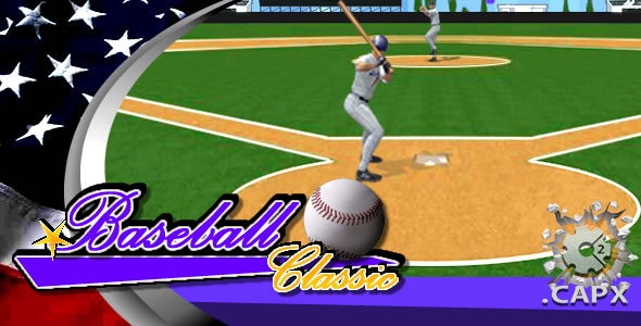 Baseball Classic (Sport) Game! - CodeCanyon Item for Sale