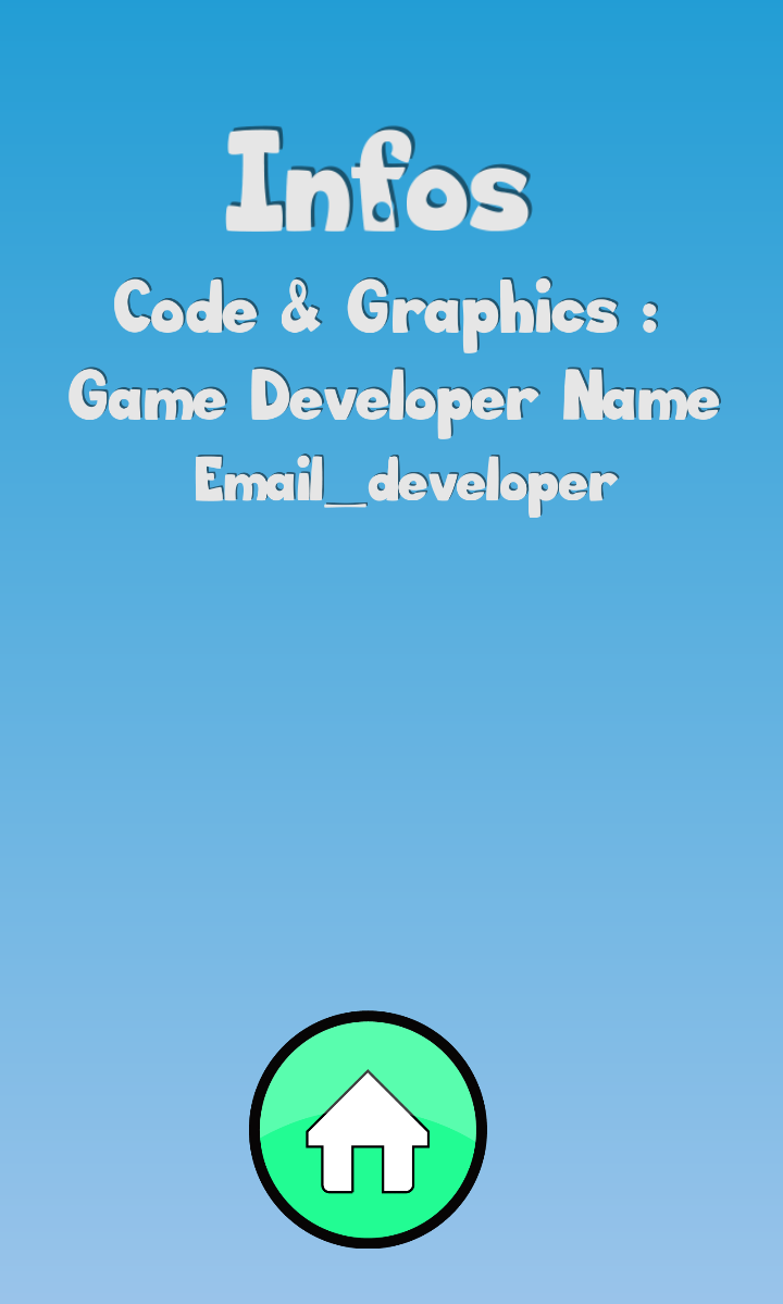 Bird Vs Gulls Xcode Ios Project And Buildbox Game Template By